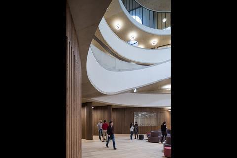 Blavatnik School of Government, Oxford - by Herzog & de Meuron